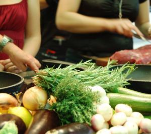 Kochkurs mit Genussreisen