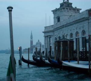 Venedig kulinarische Krimis