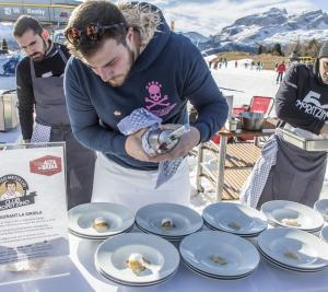 Gourmet Skisafari Ala Badia