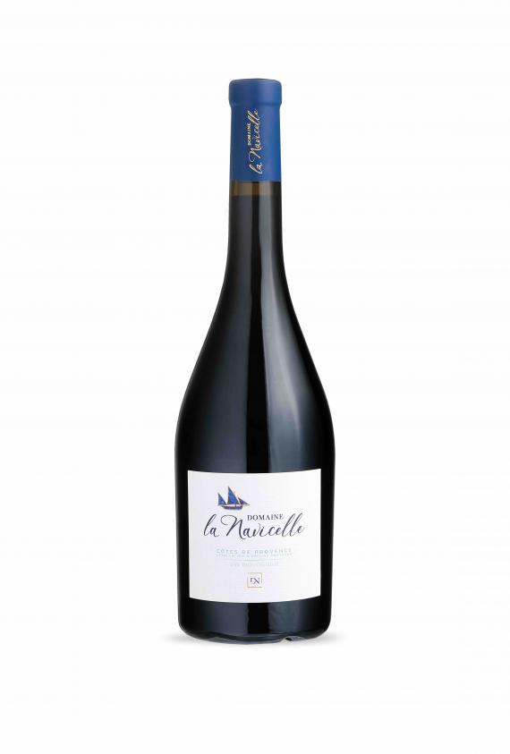 Biowein Rot aus der Provence Navicelle