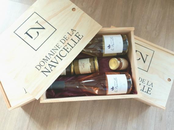 Geschenkbox für Genießer aus der Provence