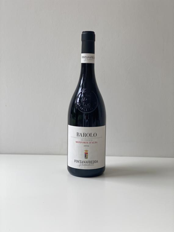 Barolo Wein Empfehlung