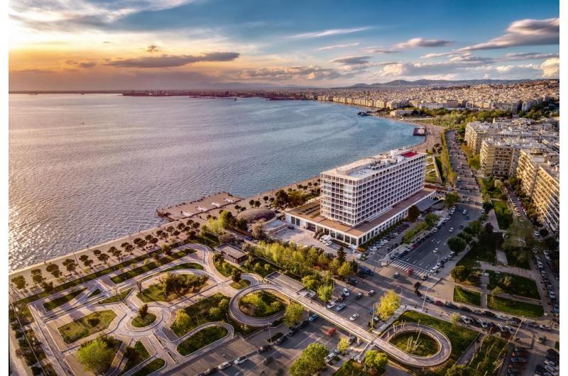 Luxushotel in Thessaloniki