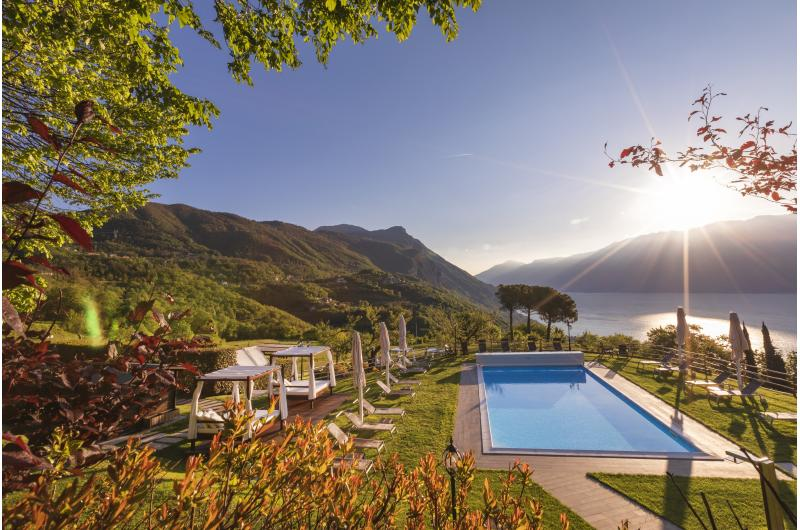 Hotel mit Pool Gardasee