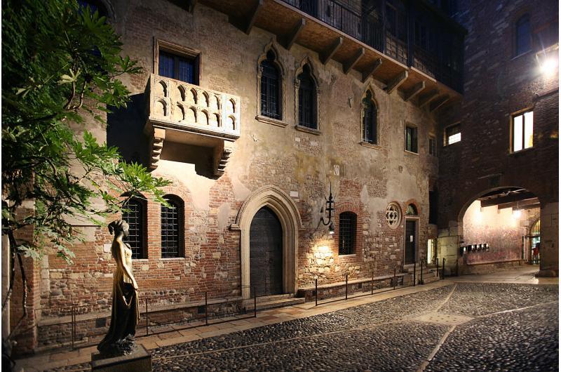 Hotel Il Sogno di Giulietta CORTILE DI GIULIETTA