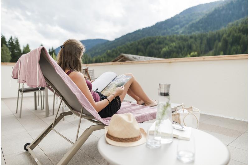 Urlaubsangebot Südtirol mit gutem Essen und Wandern im Hotel zum Hirschen