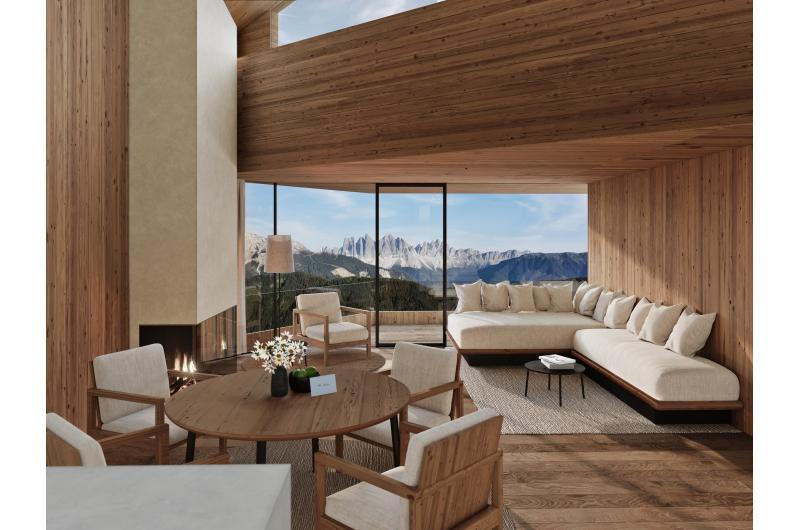 Luxus Hideaway Südtirol Stille und Berge