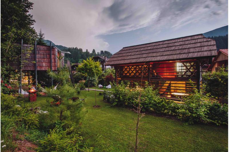 Kurzurlaub im Architektenhaus Slowenien