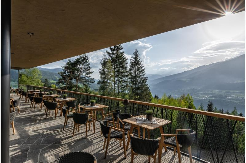 Urlaubstage im luxuriösen Hotel My Arbor bei Brixen in Südtirol