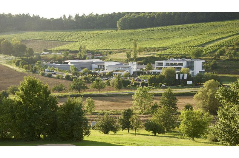 Weingenuss und Golf im Weinhotel Heitlinger Hof