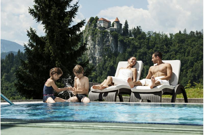 Wellnessurlaub in Bled, Slowenien
