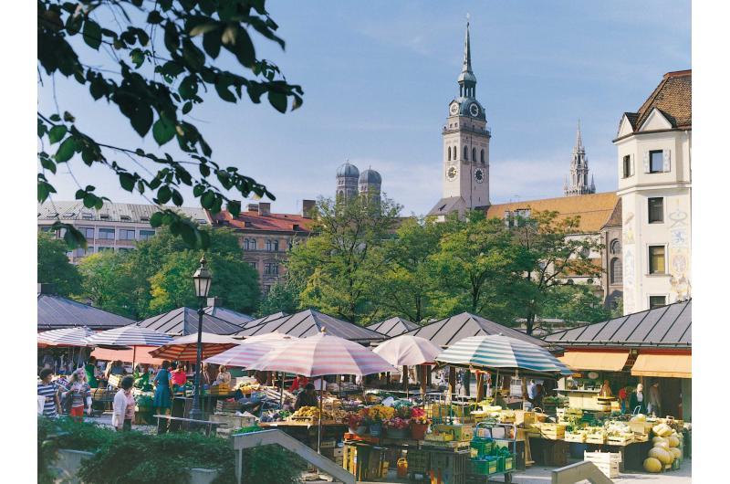 Kulinarische Stadtführung München