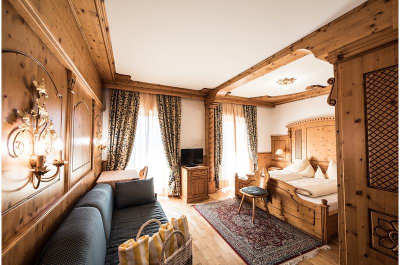 Hotel Enzian Romantikzimmer