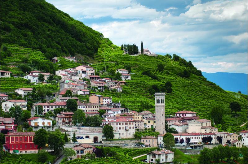 Weinreise Prosecco