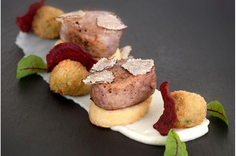 GENUSSREISE ISTRIEN: Gourmet-Menüs und Trüffelsuche im Hotel Kaštel