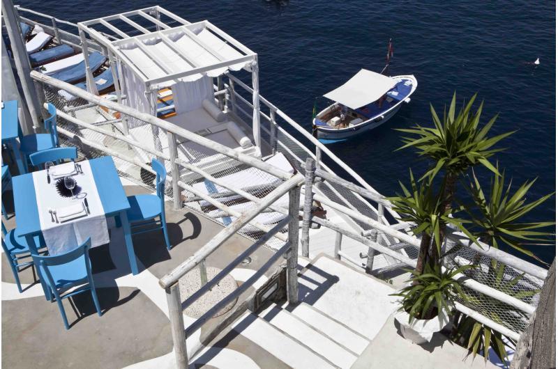 Capri für Gourmets! Eleganz, Lifestyle und Luxus für Feinschmecker.