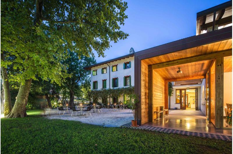 URLAUB AM MEER IN LIGNANO: Genießerhotel La Pergola