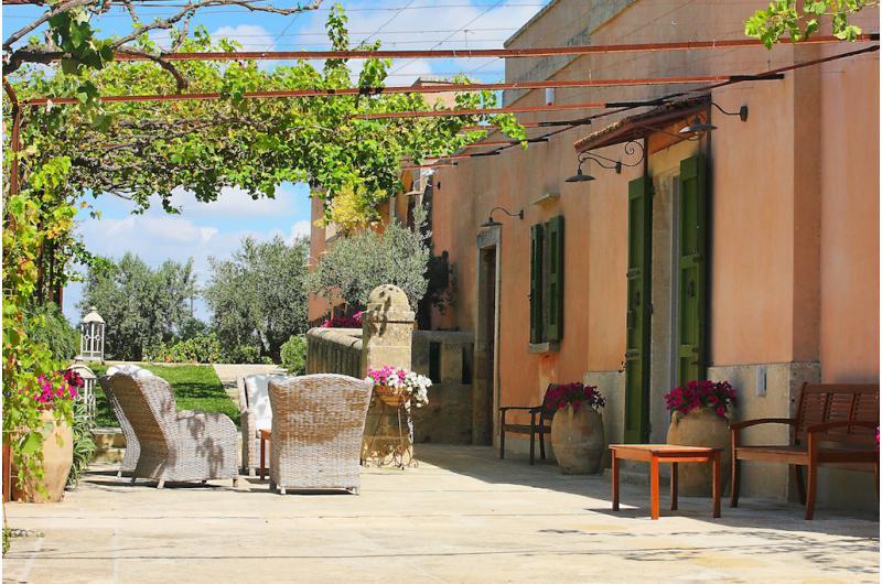 Verwöhnurlaub in Apulien im Naturalis Bio-Resort, Italien