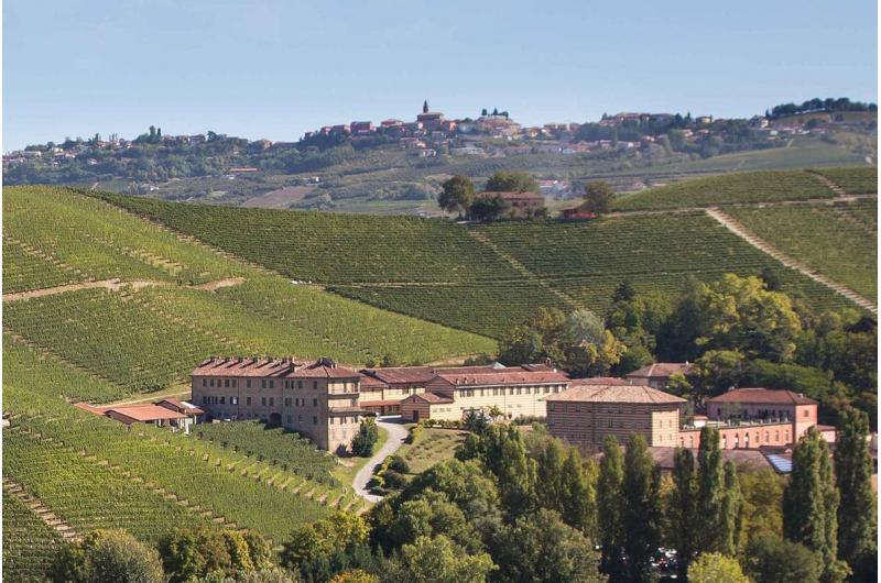 Weinreise im Piemont mit Übernachtung auf dem Barolo-Weingut und Trüffelsuche