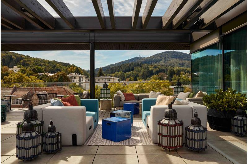 Roomers Hotel in Baden Baden