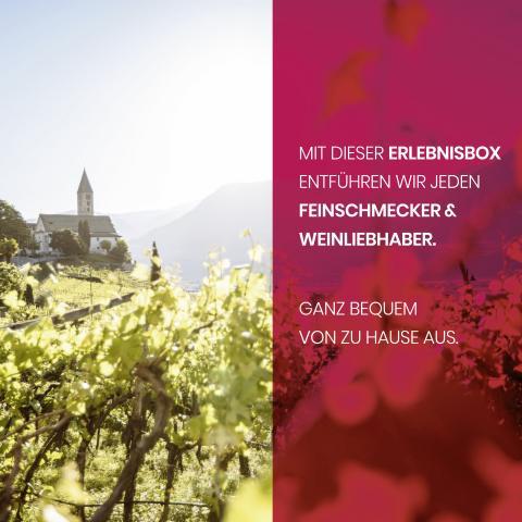 Geschenkbox Südtirol