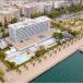 Luxus Hotel mit direktem Blick aufs Meer in Griechenland, Thessaloniki